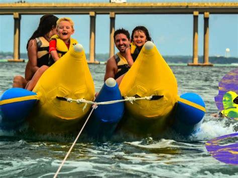 banana boat ride youtube destin banana boat ride youtube