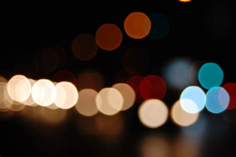Blurred Lights by What We Do Atrevia