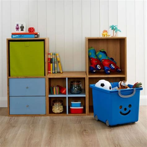 boys room storage kids decor children s wallpaper wall art diy at b q