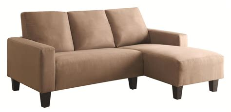 beige fabric sectional sofa coaster sothell 500016 beige fabric sectional sofa