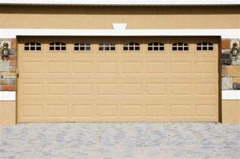 12x8 Garage Door Prices by Learn And Understand About The Size Of Garage Doors