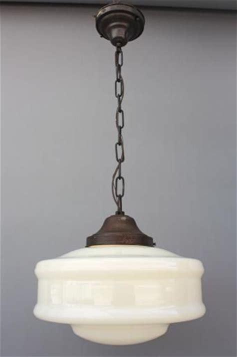 milk glass pendant light 5844 1930 s milk glass pendant light for the home