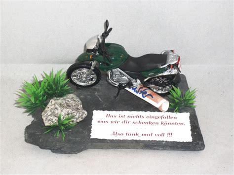 Geldgeschenk Motorrad by Geschenke Fur Motorradfahrer Angebote Auf Waterige