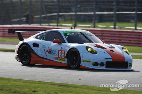 porsche racing uk 86 gulf racing uk porsche 911 rsr michael wainwright