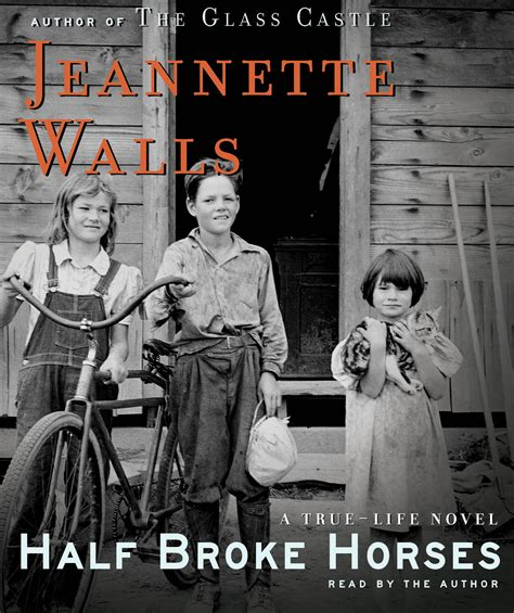 s glass half books jeannette walls official publisher page simon