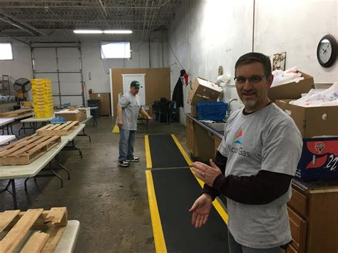 Kendall County Food Pantry by Nicor Generosity Makes A Difference Kendall County