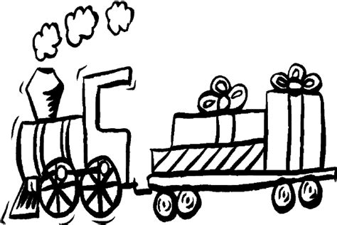 coloring pages christmas train christmas train coloring book page electric train