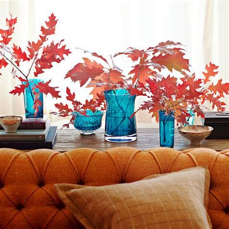 decorating with fall colors bhg style spotters