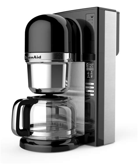 NEW KITCHENAID® COFFEE MAKER BRINGS THE BARISTA HOME   GET