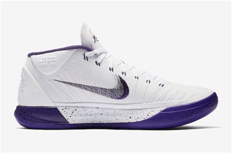 Nike A D Mid Lakers release date nike a d mid baseline kicksonfire