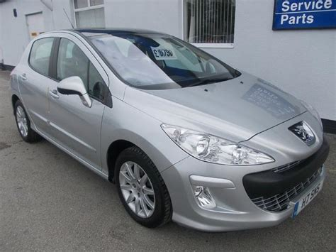 2008 peugeot 308 for sale used 2008 peugeot 308 hatchback 1 6 thp se 5dr petrol for