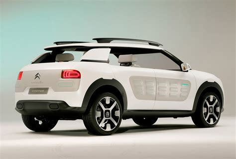 Home Garage Design by Citroen Cactus Concept 2013 Hottest Car Wallpapers