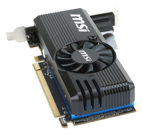 best low profile card msi amd radeon r7 240 2gb ddr3 vga dvi hdmi low profile