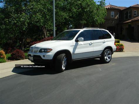 bmw x5 4 4 i 2004 2004 bmw x5 4 4i sport utility excellent transmission