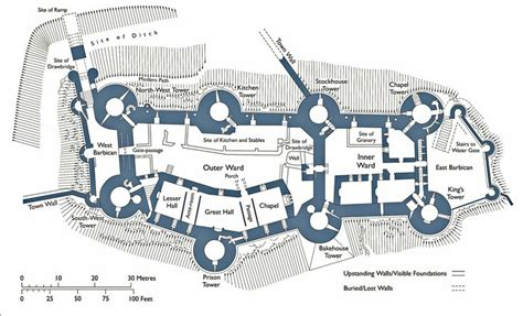 arundel castle floor plan conwy castle google da ara fortifications pinterest