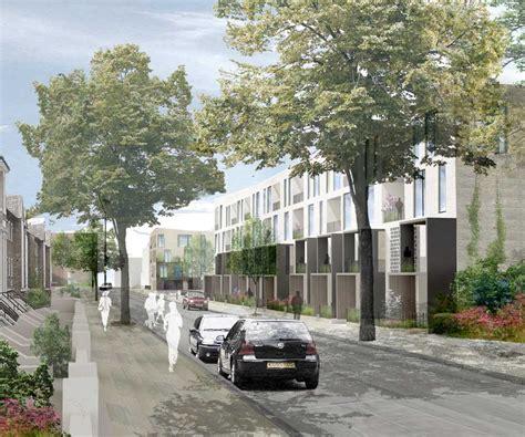 home zone design by nastaran shishegar south kilburn masterplan london buildings e architect