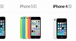 Image result for iPhone 5S iPhone 5C compared To