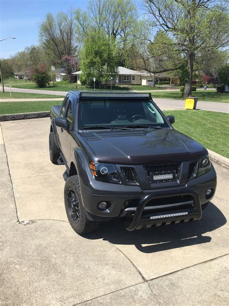 Nissan Frontier Aftermarket how big is the difference in aftermarket vs oem bumper