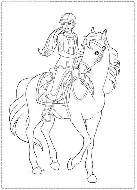 barbie majesty coloring pages barbie e il cavallo leggendario da colorare 3615