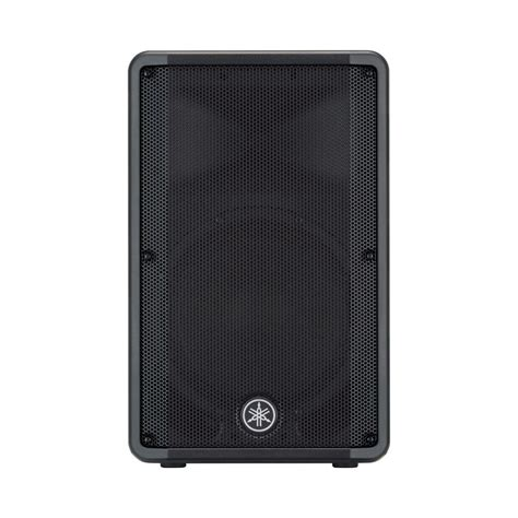 Speaker Yamaha Dbr 12 yamaha dbr12 active pa speaker at gear4music