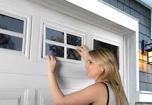 Clopay Garage Door Window Inserts Clopay Door How To Clean Your Garage Door Windows