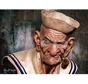 Real Life Popeye By Rick Baker