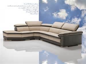 italian leather sectional sofas samoa contemporary italian leather sectional sofa