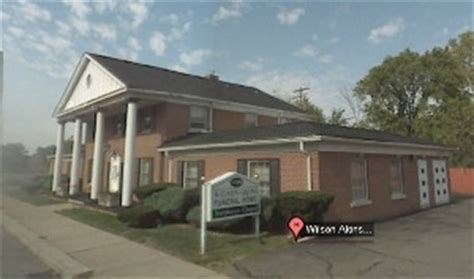 wilson akins funeral home detroit michigan mi