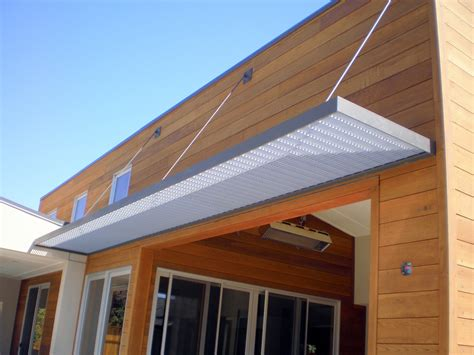 steel awnings awning steel awning