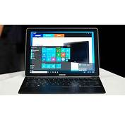The Samsung TabPro S Is A 12 Inch Windows Tablet With Built In 4G