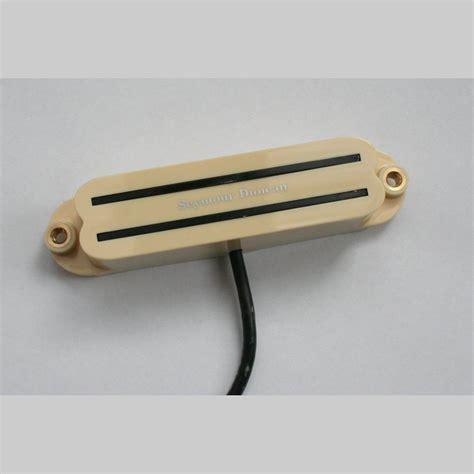 Seymour Duncan Up Gitar Strat Rail Shr 1n Hitam seymour duncan shr 1n rails for strat guitar in