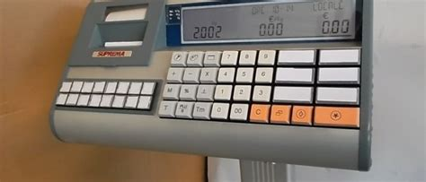 Bilance Suprema by Bilance Firenze Bilancia Suprema S48crs Bilance Firenze