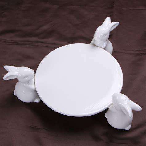 Online Home Decor Cheap online get cheap bunny cake plate aliexpress com