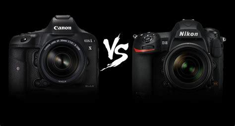 canon 1d x ii vs nikon d5