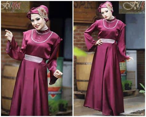 Promo Dress Brukat Termurah Dan Berkualitas 1 busana muslim koleksi terbaru