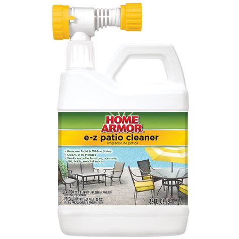 What Is The Best Patio Cleaner by Home Armor E Z Patio Cleaner Hose End Discontinued