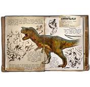 ARK Survival Evolved Carnotaurus