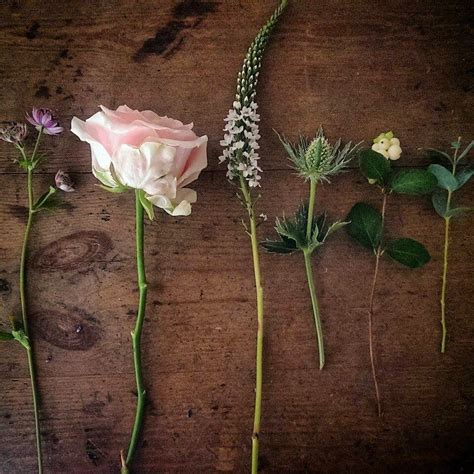 How To Make Handmade Buttonholes - buttonhole or corsage brick dust glitter