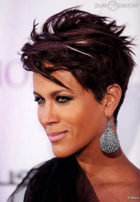 black short hair styles of la black short hairstyles 2015