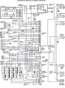 1993 pontiac bonneville fuse box diagram 1993 wiring diagram and circuit schematic