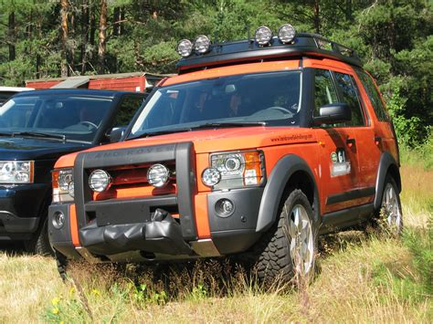 custom land rover discovery a customized land rover discovery with fog lights cool