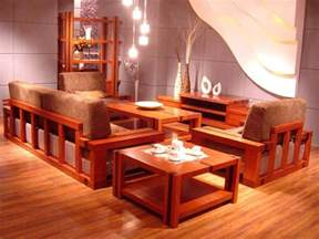 wooden living room chairs 27 excellent wood living room furniture exles interior design inspirations