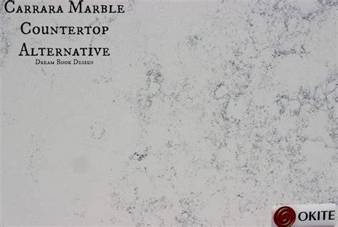 Okite Countertops Price by Okite Countertops An Alternative To Carrara Marble