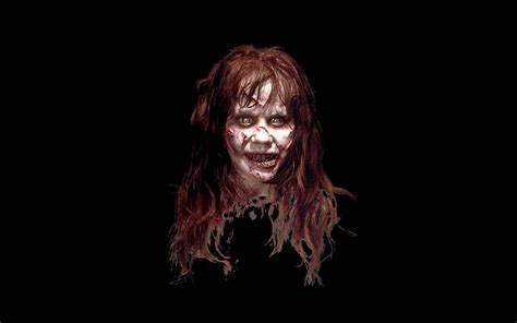 The Horror exorcist horror wallpaper 18854462 fanpop