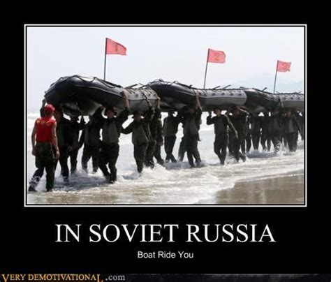 Soviet Russia Meme - image 82551 in soviet russia know your meme