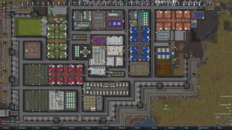 Best Kitchen Designs In The World by Rimworld Le Jeu De Survie Strat 233 Gique De Science Fiction