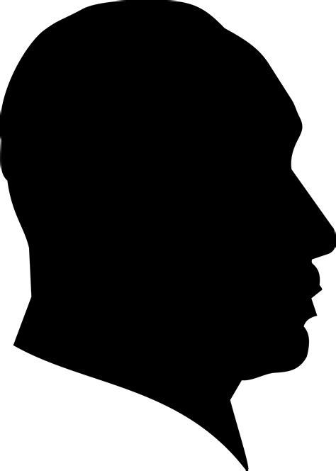 Martin Luther King Jr Silhouette Printable big image png