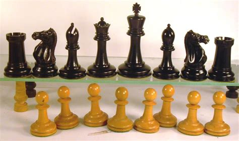 Chess Styles by Staunton Style Welcome To The Chess Museum