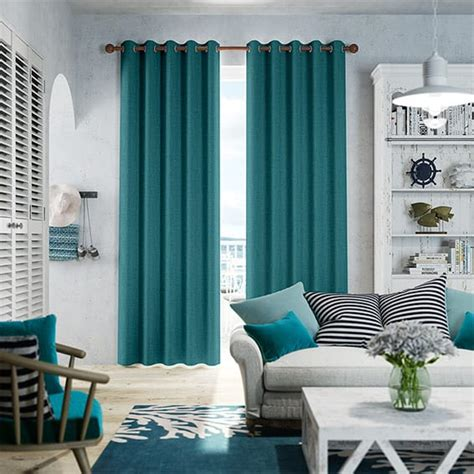 caribbean blue curtains harrow caribbean blue curtains