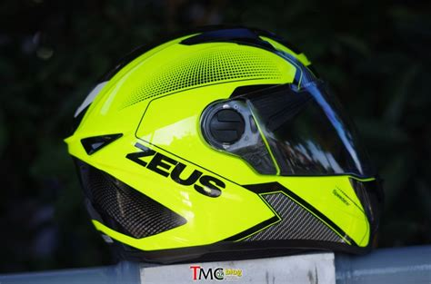 Dan Model Helm Zeus tmcblog 187 review helm zeus zs 811